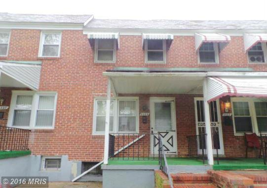 5525 Nome Ave, Baltimore, MD