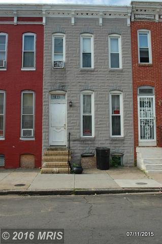 1611 Lanvale St Baltimore, MD 21213