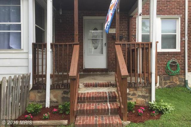 Loans near  Steelton Ave, Baltimore MD