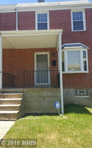 1044 Rockhill Ave Baltimore, MD 21229