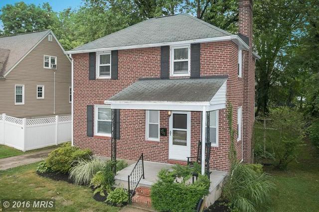 703 Devonshire Rd Baltimore, MD 21229
