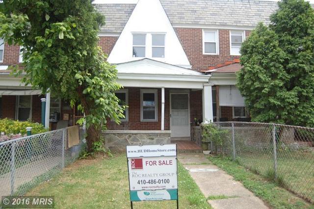3913 Cranston Ave Baltimore, MD 21229
