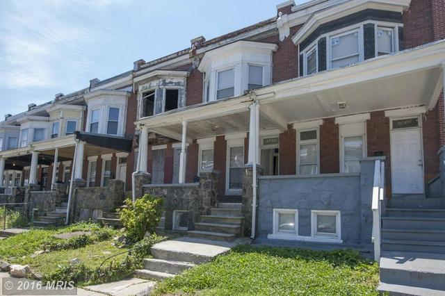 2833 Riggs Ave Baltimore, MD 21216