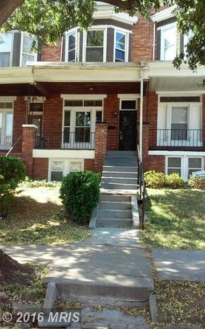 2815 Winchester St Baltimore, MD 21216