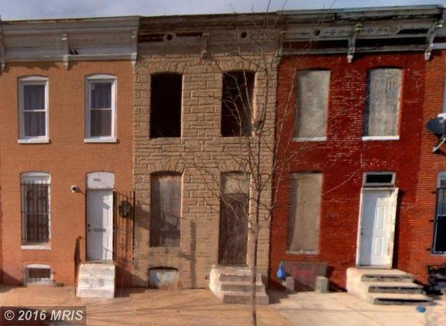 1438 Carroll St Baltimore, MD 21230