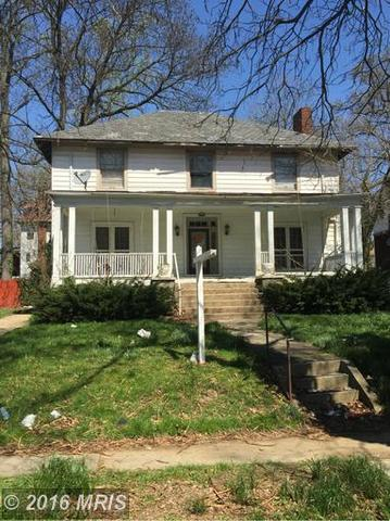 3706 Duvall Ave Baltimore, MD 21216