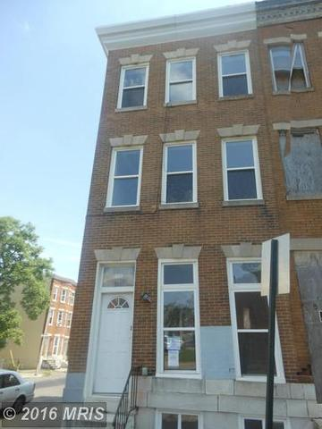 533 20th St Baltimore, MD 21218