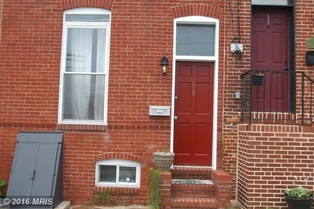 108 Birckhead St Baltimore, MD 21230