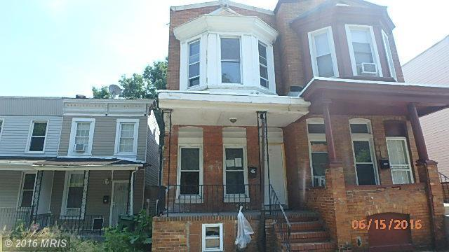 3017 Frederick Ave Baltimore, MD 21223