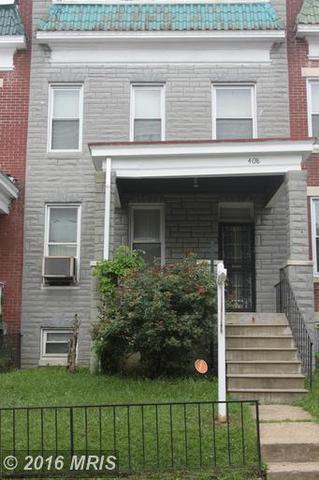 408 Edgewood St Baltimore, MD 21229