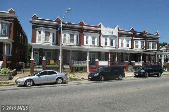 1214 Bloomingdale Rd Baltimore, MD 21216