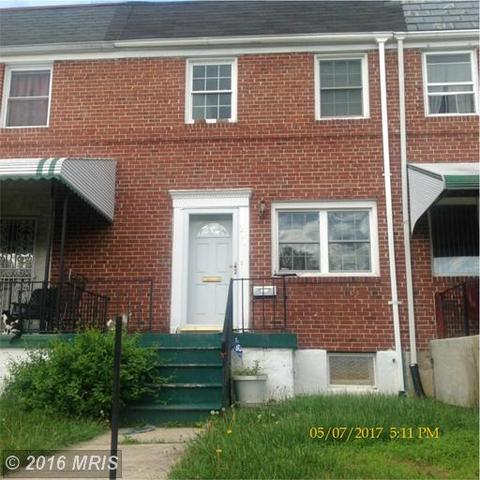 1233 Augusta Ave Baltimore, MD 21229
