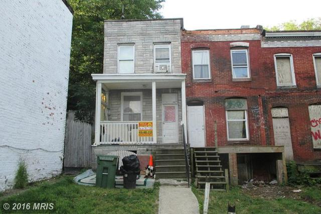 2659 Frederick Ave Baltimore, MD 21223