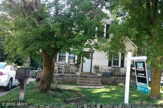 5203 Muth Ave Gwynn Oak, MD 21207