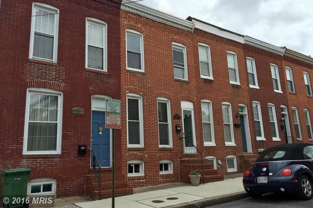 1303 Clarkson St Baltimore, MD 21230