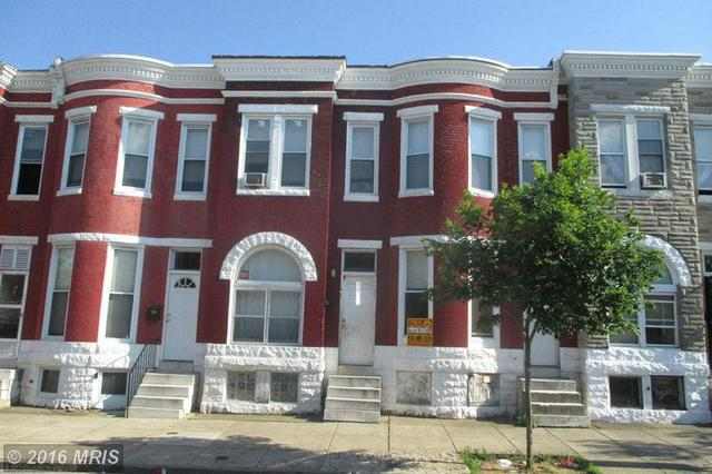 1915 Fayette St Baltimore, MD 21223