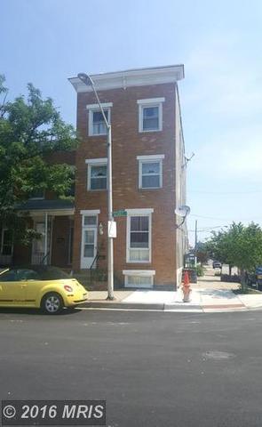 Loans near  Carey St S, Baltimore MD