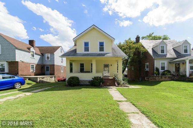 Loans near  Oakcrest Ave, Baltimore MD