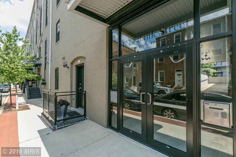 1220 Bank Street #101, Baltimore, MD 21202