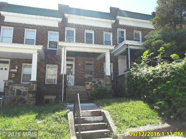 2833 Presbury St, Baltimore, MD 21216