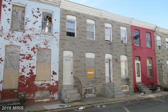 1508 Bradford St, Baltimore, MD 21213