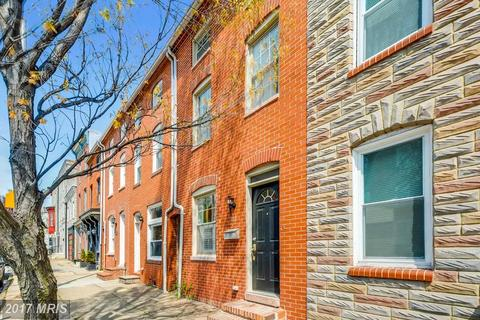 411 Wolfe St, Baltimore, MD 21231