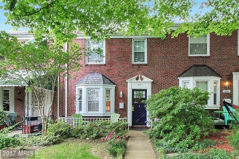 3605 Ednor Rd, Baltimore, MD 21218
