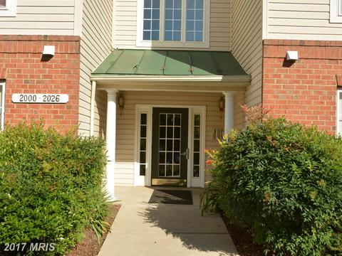 2016 Hunting Ridge Dr #2016, Owings Mills, MD 21117