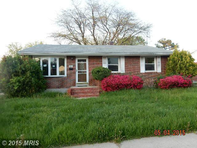 3822 Cherrybrook Rd, Randallstown, MD