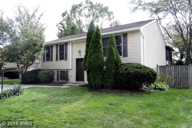 22 Jolie Ct, Randallstown, MD