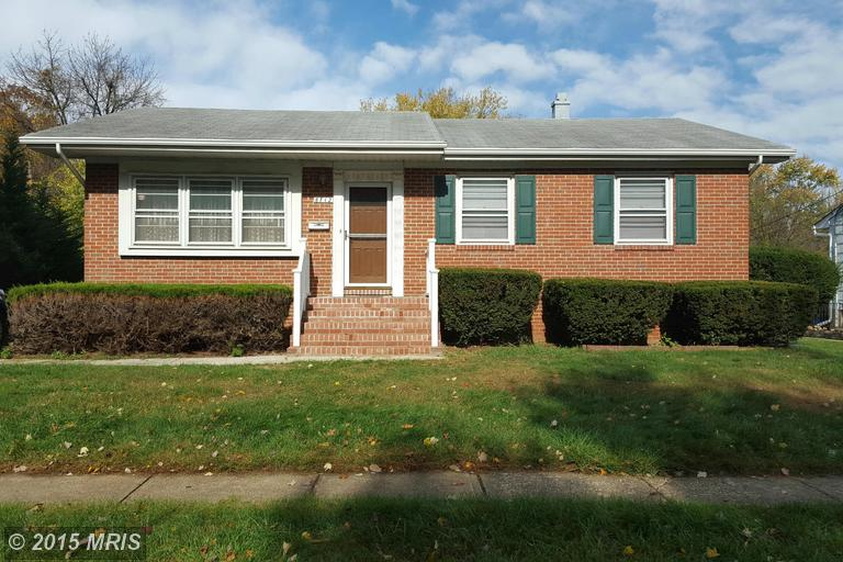 8712 Allenswood Rd, Randallstown, MD