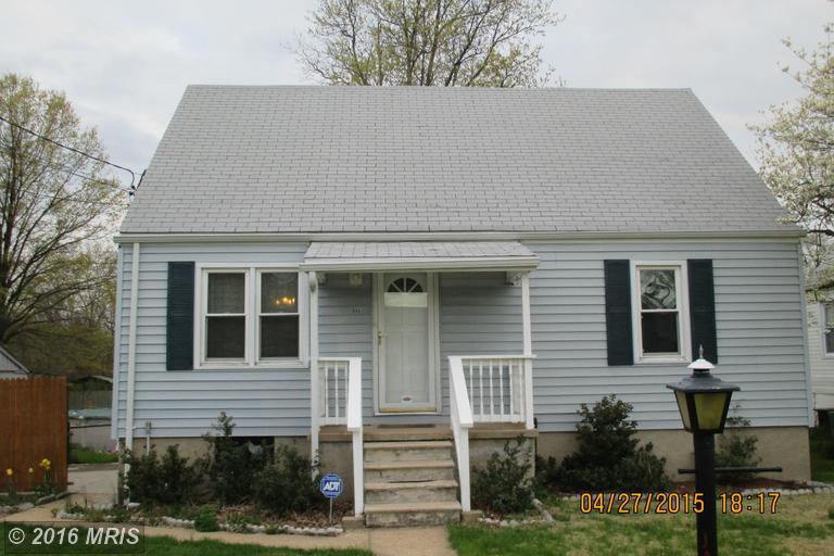 606 Ralston Ave, Pikesville, MD