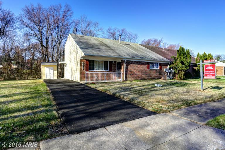 8817 Winterbrook Rd, Randallstown, MD
