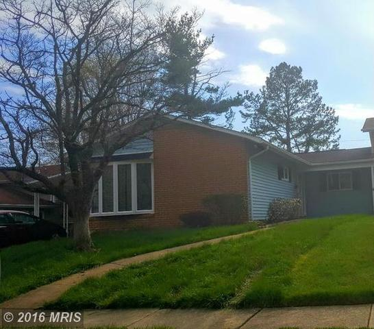 8307 Lacewood, Pikesville, MD