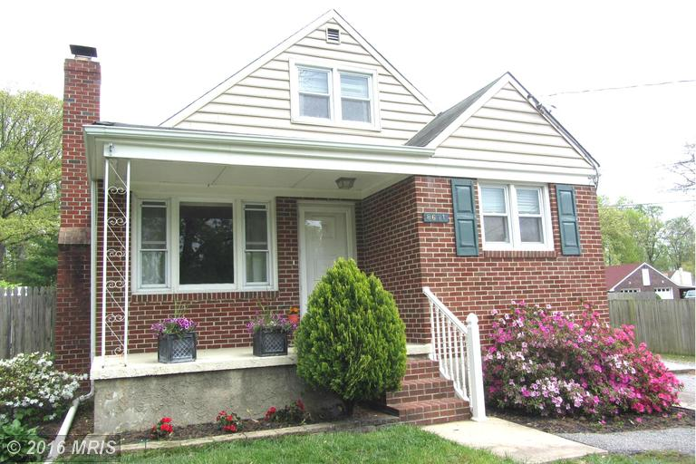 8631 Quentin Ave, Parkville MD 21234