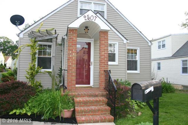 2507 Hillcrest Ave, Parkville, MD