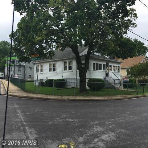 8063 Roslyn Ave, Rosedale, MD