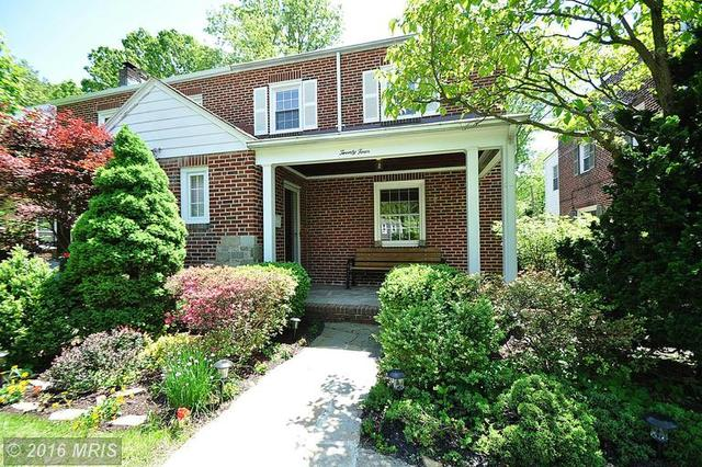 24 Somerset Rd, Catonsville MD 21228
