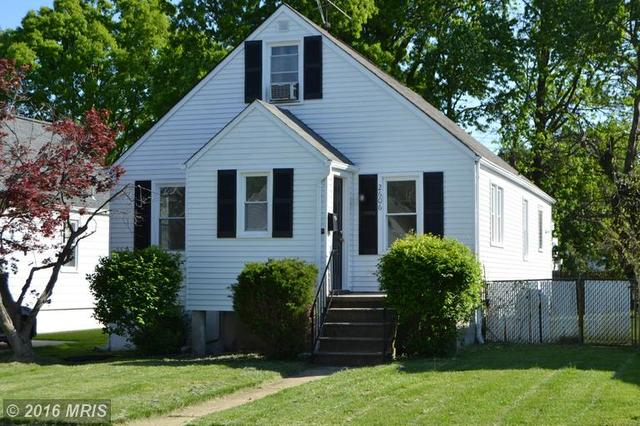 2606 Canterbury Rd, Parkville, MD