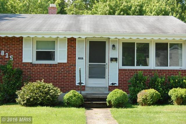 4815 Old Court Rd, Randallstown, MD