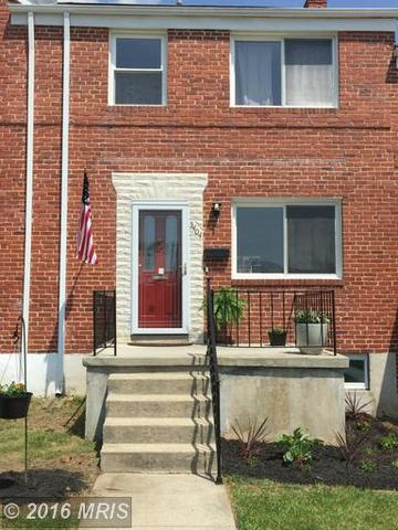5404 Whitlock Rd, Baltimore MD 21229