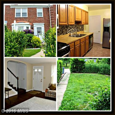338 Small Ct Catonsville, MD 21228