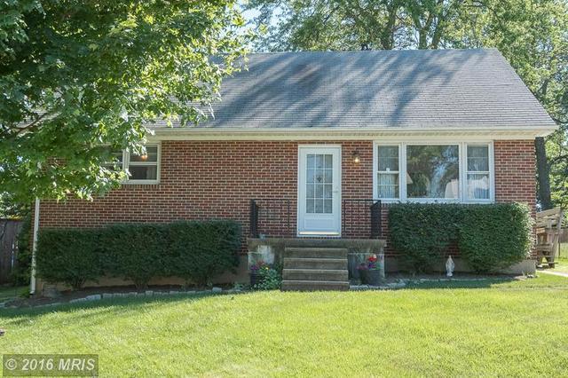 5923 Hilltop Ave Gwynn Oak, MD 21207