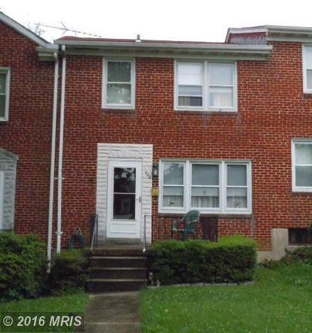 1202 Stamford Rd Gwynn Oak, MD 21207