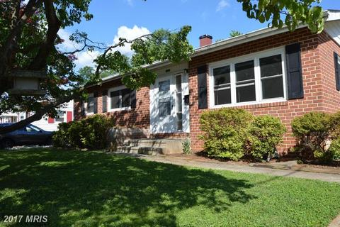 1003 Hartmont Rd, Catonsville, MD 21228