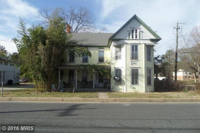 214 Central Ave, Federalsburg, MD