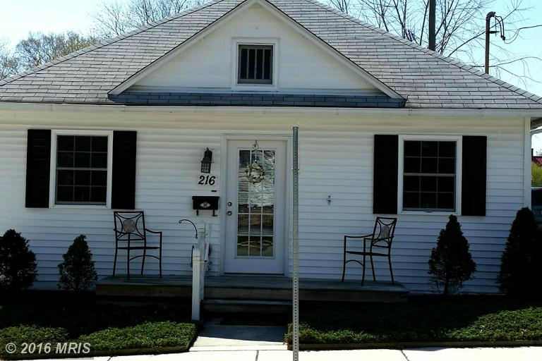 216 Maple Ave, Federalsburg, MD