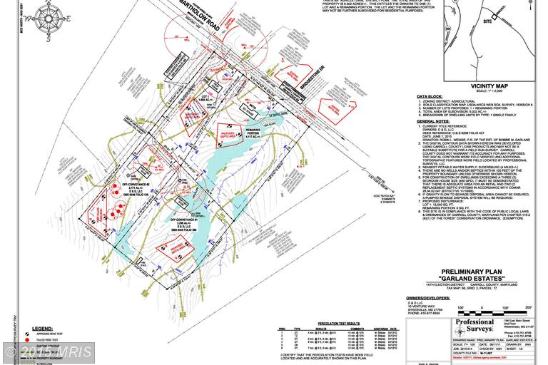1 Lot Bartholow Rd ## a, Sykesville, MD