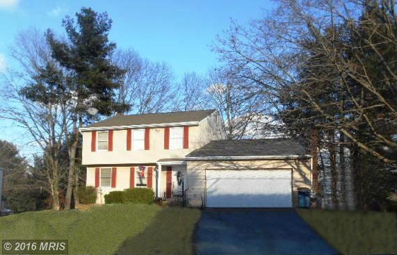1805 Roan Ct, Sykesville, MD