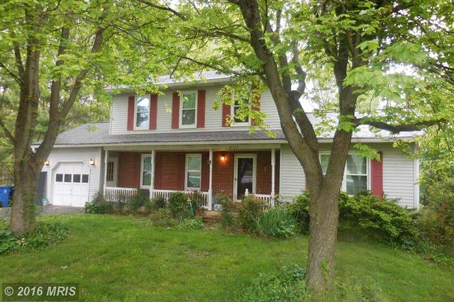 4713 Old Washington Rd, Sykesville, MD